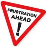 Frustratie